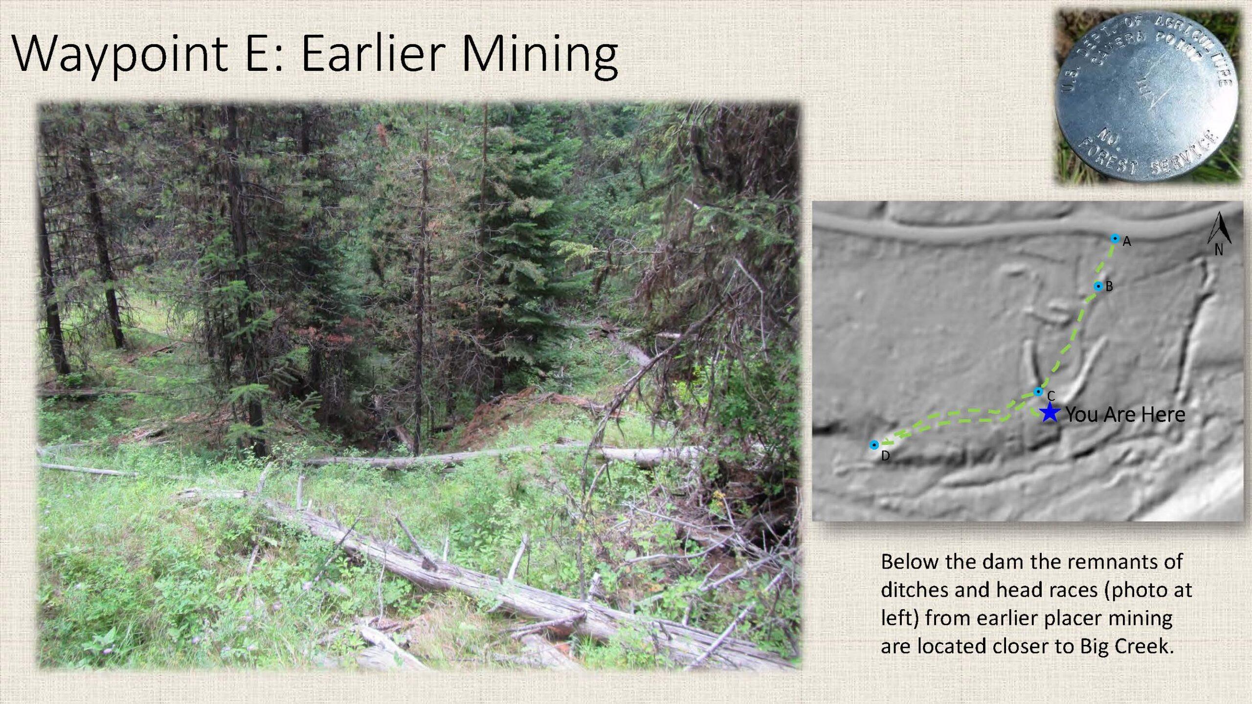 Waypoint E: Earlier Mining