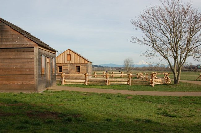The Fort Vancouver Village