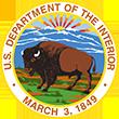 US Department of the Interior Logo