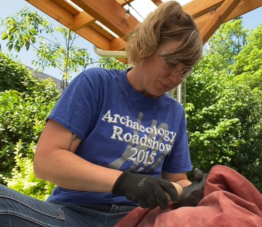 Oregon Archaeology expert