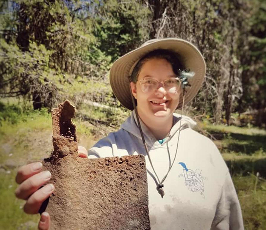 Oregon archaeology exhibit gallery